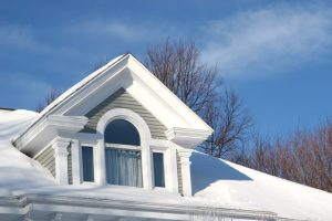 As winter looms ahead, don't forget to add your roof to your checklist of things to do. Learn more about winter roof preparation.